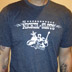 Men's gray T-shirt photo