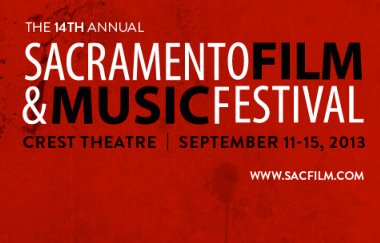 Sacramento Film and Music Festival logo